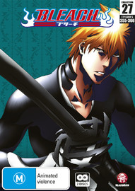 Bleach Collection 27 on DVD