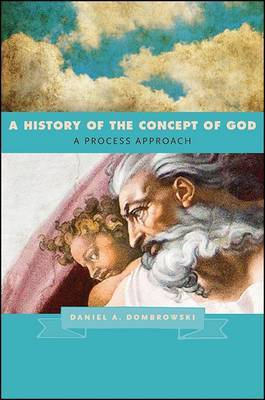 A History of the Concept of God by Daniel A Dombrowski image