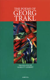 Poems of Georg Trakl by Georg Trakl