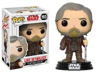 Star Wars: The Last Jedi - Luke Skywalker Pop! Vinyl Figure image