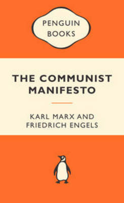 The Communist Manifesto (Popular Penguins) by Karl Marx