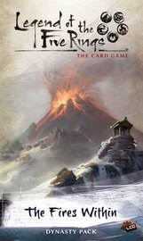 Legend of the Five Rings LCG: The Fires Within image