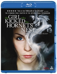 The Girl who Kicked the Hornets' Nest on Blu-ray