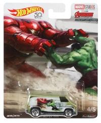 Hot Wheels: Marvel Studios - Age of Ultron (Super Van)