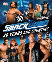 WWE SmackDown 20 Years and Counting by DK