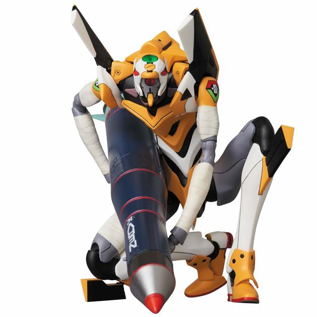 MAFEX Evangelion Unit-00 (Rebuild) - Action Figure