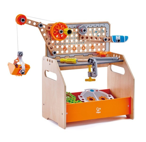 Hape: Discovery Scientific Workbench - Creative Playset