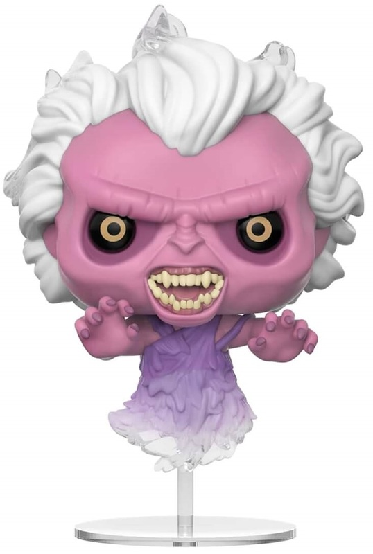 Ghostbusters - Scary Library Ghost Pop! Vinyl Figure