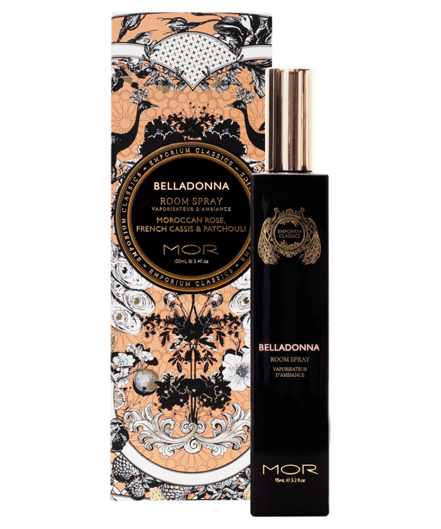 MOR Room Spray - Belladonna (100ml)