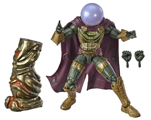 "Marvel Legends: Mysterio (Far From Home) - 6"" Action Figure"