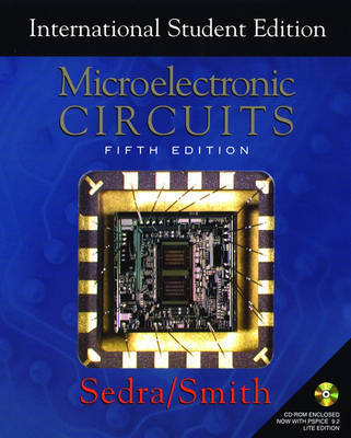 Microelectronic Circuits by Adel S Sedra image