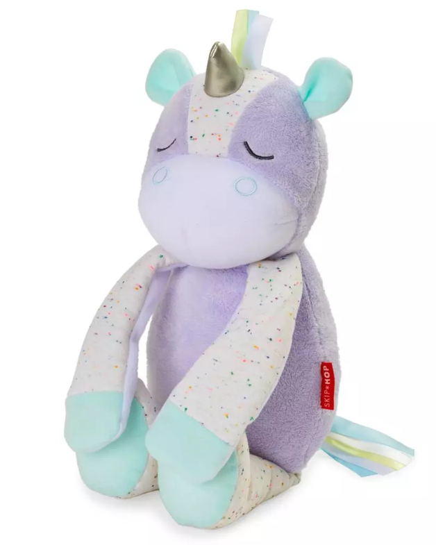 Skip Hop: All Soft Cry-Activated Soother - Unicorn