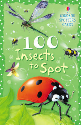 100 Insects to Spot by Sarah Khan image