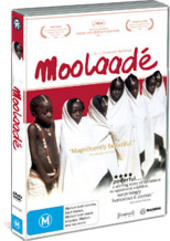 Moolaade on DVD