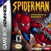 SpiderMan: Mysterio's Menace for GBA