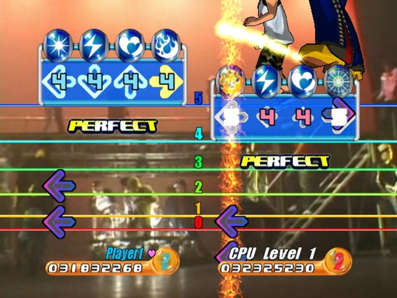 Dancing Stage Unleashed 3 screenshot