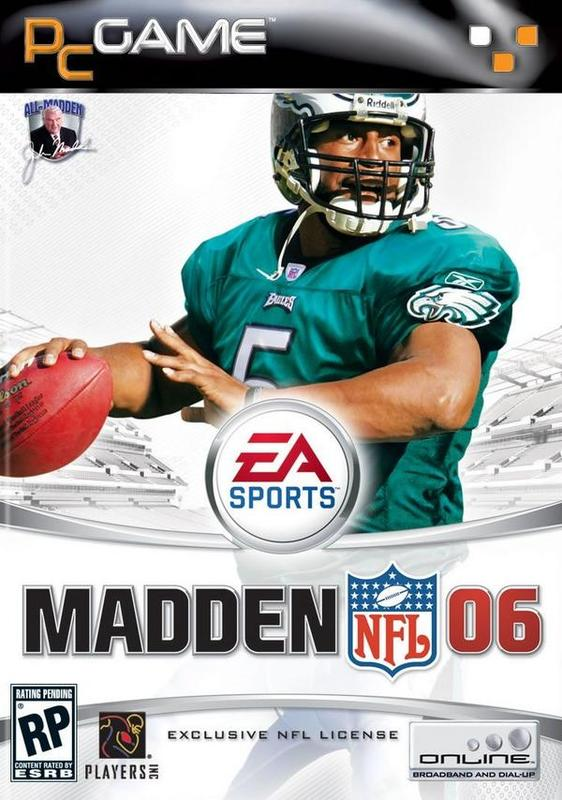 Madden NFL 06 for PC Games