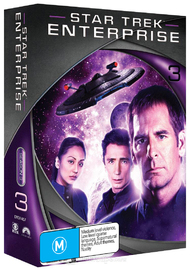 Star Trek: Enterprise - Season 3 (New Packaging) on DVD