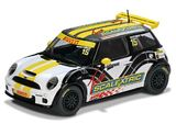 Scalextric BMW MINI Cooper JCW Patrick Mortimer 1/32 Slot Car