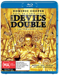 The Devil's Double on Blu-ray