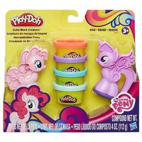 Play-Doh - My Little Pony - Cutie Mark Creators