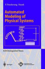 Automated Modeling of Physical Systems by P.Pandurang Nayak image