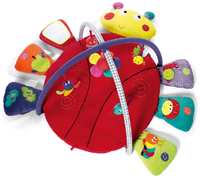 Mamas & Papas: Playmat & Gym - Light & Sound Lotty