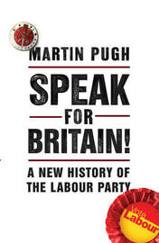 Speak for Britain! by Martin Pugh image