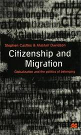 Citizenship and Migration by Stephen Castles image