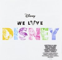 We Love Disney by Various Artists