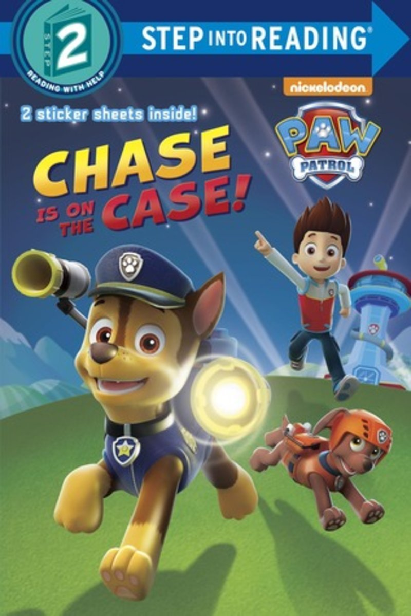 Chase is on the Case! by Random House image