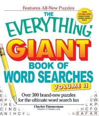 The Everything Giant Book of Word Searches Volume II by Charles Timmerman image