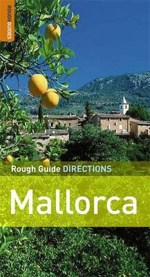 Rough Guide Directions Mallorca image
