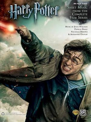 Harry Potter -- Sheet Music from the Complete Film Series by John Williams
