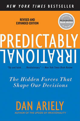 Predictably Irrational, Revised and Expanded Edition by Dan Ariely image