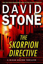 The Skorpion Directive by Lieutenant Colonel David Stone (Partner Simmons & Simmons London Dulwich College) image