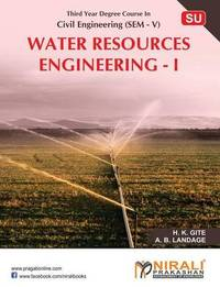 Water Resources Engineering-I by H K Gite