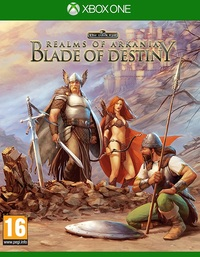 Realms Of Arkania Blade Of Destiny for Xbox One