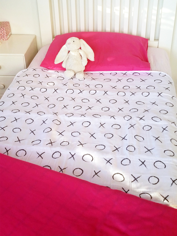 Brolly Sheets: Bed Pads Without Wings   Hugs U0026 Kisses