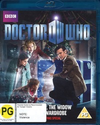 Doctor Who: The Doctor, the Widow and the Wardrobe on Blu-ray