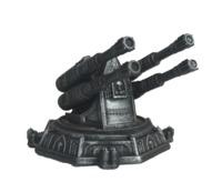 TTCombat: Tabletop Scenics - Flak Cannon Platform image