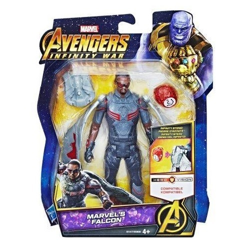 "Avengers Infinity War: Falcon - 6"" Action Figure image"