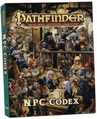 Pathfinder Roleplaying Game: NPC Codex Pocket Edition by Jason Bulmahn