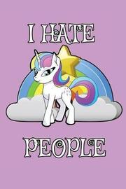 I Hate People by Laura Vance