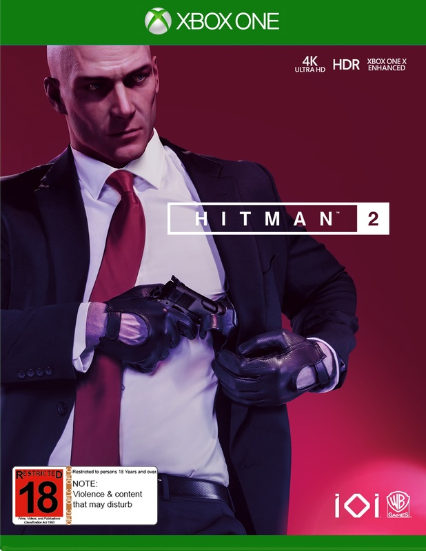 Hitman 2 for Xbox One