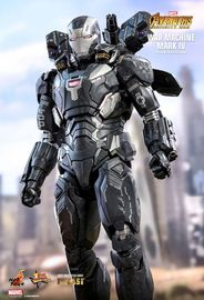 "Avengers Infinity War: War Machine Mk. IV - 12"" Articulated Figure"