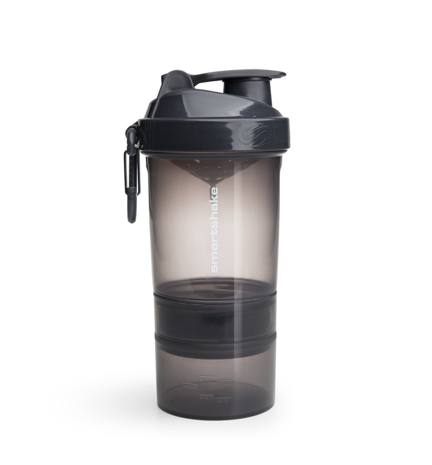 Smartshake Original 2Go Protein Shaker - Space Grey (600ml)