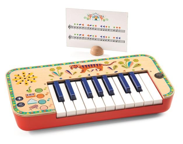 Djeco: Animambo - Synthesizer Keyboard