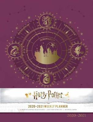 Harry Potter 2020-2021 Weekly Planner by Insight Editions