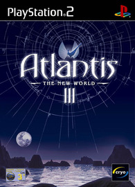 Atlantis III: The New World for PlayStation 2 image